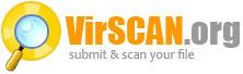VirSCAN, analizador de archivos online