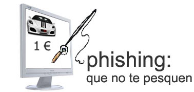 Detalles sobre la estafa car-phishing